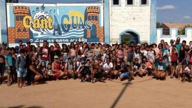 Alunos da Escola Bento Tenório na zona rural de Monteiro comemoram dia das crianças em parque aquático 1