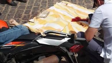 Dupla mata secretário de infra-estrutura em pleno centro da cidade de Parari 7