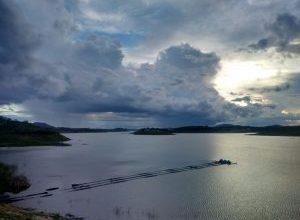 Aesa quer que políticos cobrem aumento do bombeamento para água chegar a Boqueirão 5