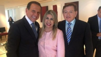 Edna e João Henrique representam a Paraíba em encontro do PSDB, em Brasília 7