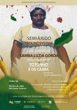 """47575828_1986152978171813_6817258338896576512_n Totonho  lança  CD """"Samba Luzia Gorda"""". em Monteiro dia (15) de dezembro com grande show"""