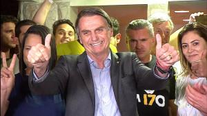 Bolsonaro-1 Bolsonaro será diplomado hoje