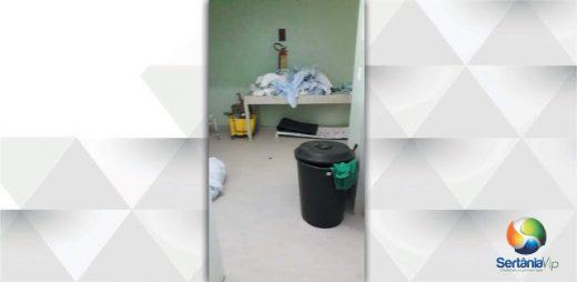 CAM00572-520x254 Centro cirúrgico de Sertânia está servindo  de lavanderia