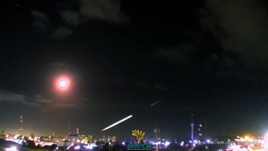 Fenômenos são frequentes no céu da Paraíba; veja vídeos 6