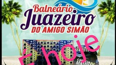 É HOJE: Carreta do Mamute no Balneário o Juazeiro em Monteiro 3