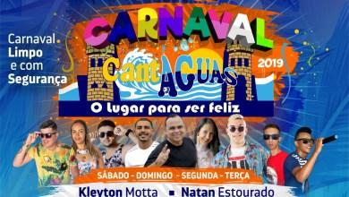 Carnaval 2019 é no Cant'águas em Ouro Velho 3