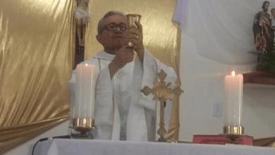 Após sete anos Pe. José Marcos deixa paróquia de Monteiro 1