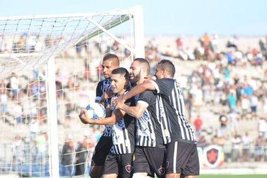 Botafogo-PB vence CSP e segue firme na liderança 1