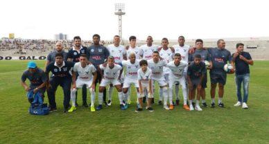 Desportiva Perilima vence o Treze por 1 a 0 no Amigão 1