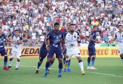 Botafogo-PB vence o Fortaleza com gol no finalzinho 1