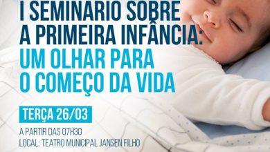 Prefeitura de Monteiro realiza Seminário sobre primeira infância 19