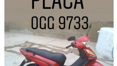 Motocicleta é furtada em frente a consultório odontológico em Monteiro 5