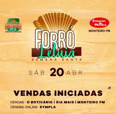FORRO-LELUIA-VENDA-DE-INGRESSOS-388x380 Vendas de Ingresso para o Forró Leluia em Monteiro iniciam Hoje!