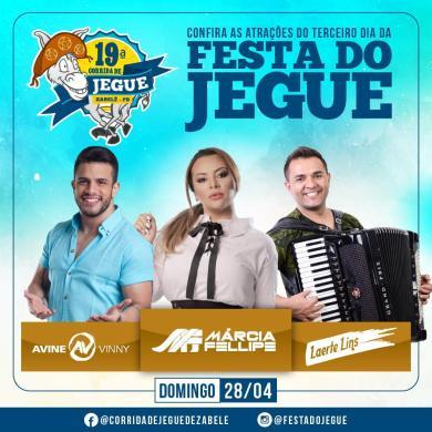 Começam as vendas de camarotes e Área VIP para Festa do Jegue de Zabelê 2019 3