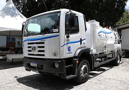 cc Cagepa fará aquisição de caminhões e equipamentos para municípios de Monteiro e Sumé