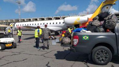 Brasileiros participam de buscas após novo ciclone em Moçambique 1