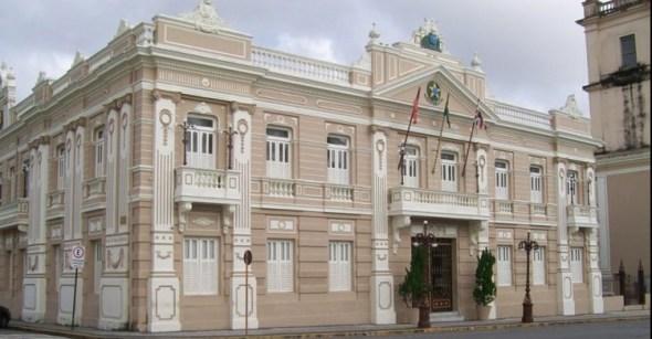 palacio_da_redencao_pb João exonera Waldson, Carneiro e Veras do Estado