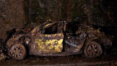 Delegada confirma morte de avó, neta e motorista em táxi soterrado perto do Rio Sul 2