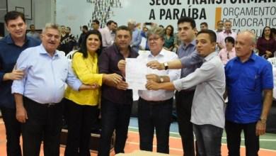 João Azevêdo abre ciclo de plenárias do Orçamento Democrático Estadual 1