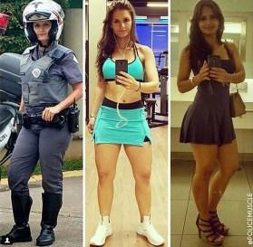top-20-mulheres-policiais-mais-lindas-do-mundo-14 FOTOS: As TOP's 20 policiais mais belas do Instagram.