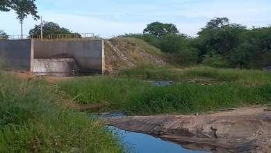 Transposição do Rio São Francisco totalmente abandonada em Monteiro 3