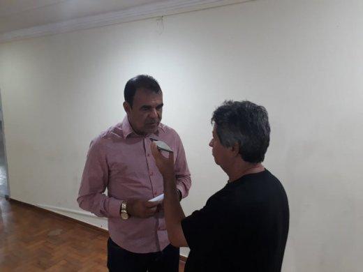 3-520x390 Vice prefeito Celecileno participa de apresentação do projeto do São João 2019 na Câmara Municipal de Monteiro