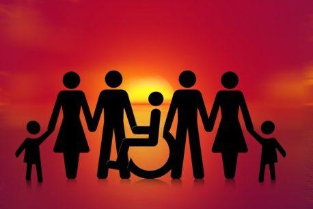 CCJ é a favor de que deficientes tenham identidade e crachá com informações sobre sua saúde 1