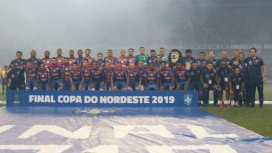 Fortaleza vence o Botafogo-PB por 1 a 0 e é campeão da Copa do Nordeste 6
