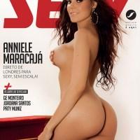 Confira as Fotos da Monteirense Anniele Maracajá na revista Sexy