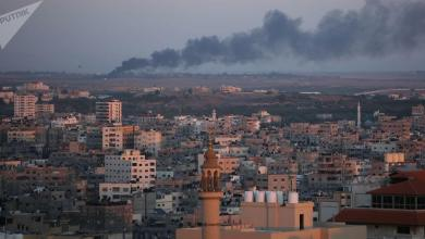 Israel realiza ataque aéreo contra Faixa de Gaza 3