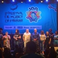 Confira as sete músicas selecionadas na eliminatória do II Festival de Música da PB em Monteiro.