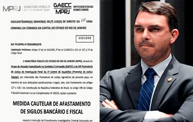 flavio-bolsonaro INVESTIGAÇÃO: Flávio Bolsonaro comprou 19 imóveis por R$ 9 milhões, diz MP