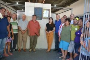 Prefeita de Monteiro entrega reforma e modernização do açougue público 14