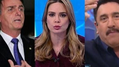Rachel Sheherazade faz vídeo contra Bolsonaro e Ratinho acaba com a apresentadora 35