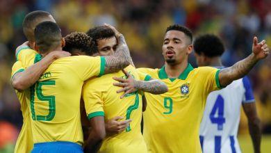 Brasil e Paraguai abrem hoje quartas de final da Copa América 3