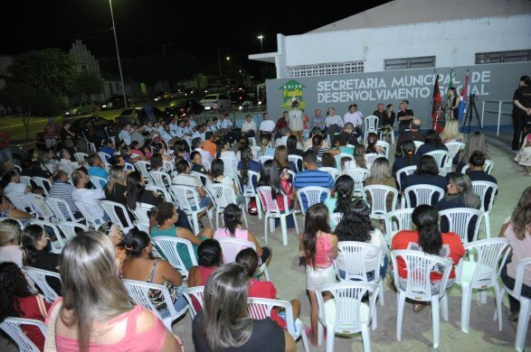 Inauguração-smds6-587x390 Monteiro é presenteada com nova sede da Secretaria de Desenvolvimento Social