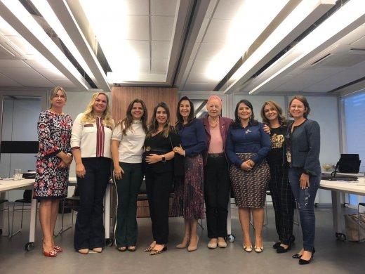 lorena_bsb4-520x390 Prefeita de Monteiro cumpre extensa agenda em Brasília e reforça pedido para Centro de Hemodiálise