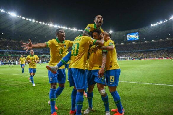 15621223805d1c188c6f7c3_1562122380_3x2_md-585x390 Com Jesus e Firmino, Brasil bate Argentina de Messi e está na final
