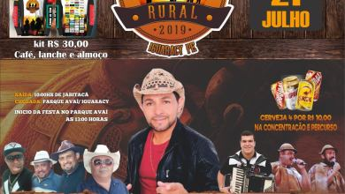 Vem AÍ dia 21 de julho 2ª Cavalgada Cavalgada Rural de Iguaracy-PE 4