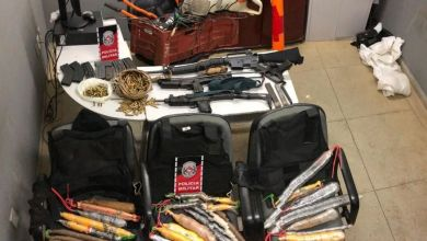 Quadrilha que planejava atacar bancos na PB é interceptada e três pessoas são presas com armas e dinamite 6