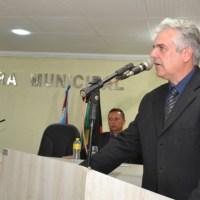 Presidente da Câmara de Monteiro Cajó Menezes denuncia abandono no Eixo Leste da Transposição