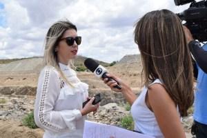 Em resposta a ofício de Anna Lorena, Ministério afirma que transposição está em pré-operação 3