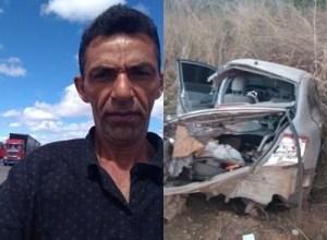 Monteirense morre vítima de acidente de carro em Minas Gerais 3