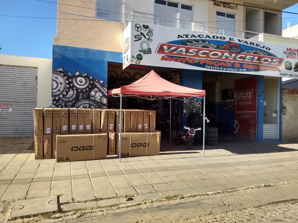 65028319_463603777739313_5470020556629737472_n MEGA PROMOÇÃO ECOBIKE! na Vasconcelos Moto Peças e Bike