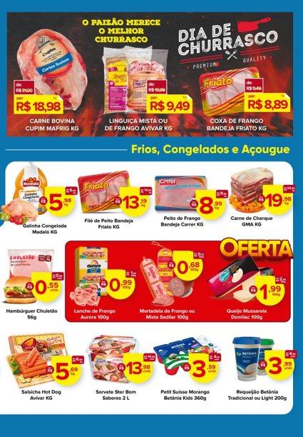 Pai feliz é no Malves Supermercados em Monteiro;Confira promoções 5