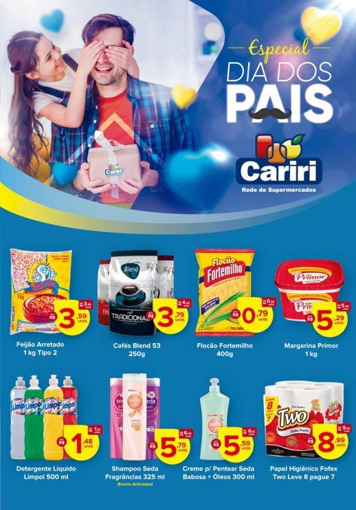 67244253_2415279288563098_5988100179255885824_n Pai feliz é no Malves Supermercados em Monteiro;Confira promoções