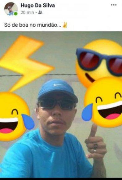 IMG-20190827-WA0007-265x390 Fugitivo de presídio de Sumé posta foto no Facebook