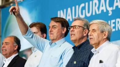 Bolsonaro ameaça não atender governador que omitir verbas federais 9