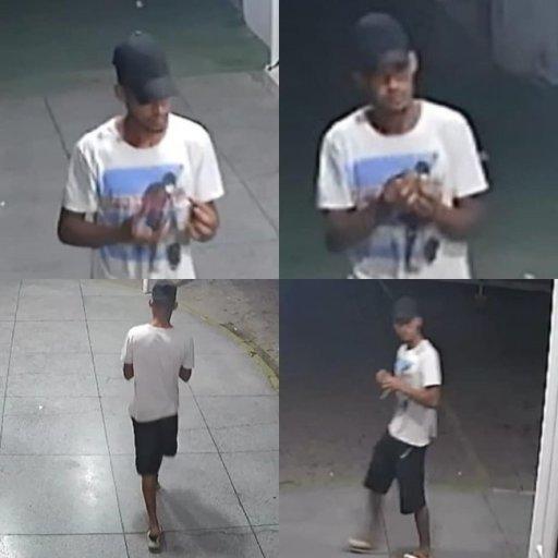 SUSPEITO-650x650 Polícia Civil divulga imagens de suspeito de furto a caixa aqui em Monteiro; Veja vídeo