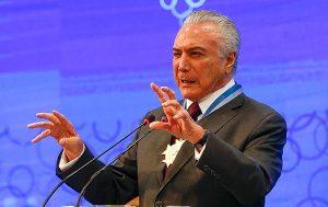 Áudio mostra Temer dando aval a compra do silêncio de Cunha, diz jornal 3